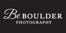 Be Boulder Photography logo